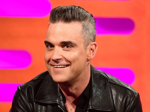 Robbie Williams turned up at Bono's house on mushrooms and obviously totally embarrassed himself