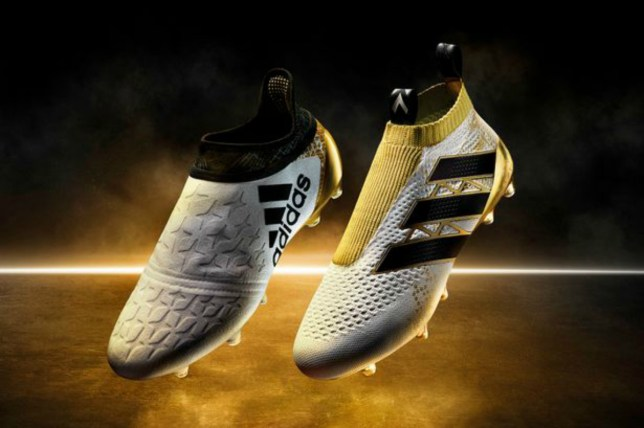 16b28e19e613 Arsenal's Mesut Ozil and Manchester United's Paul Pogba set to wear boots  inspired by the moon