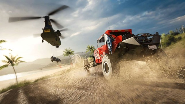 Forza Horizon 3 (XO) - you can almost taste the Vegemite
