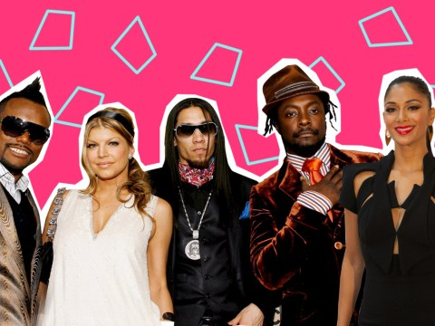 Nicole Scherzinger spotted 'in the studio' with Black Eyed Peas after previously rejecting the band