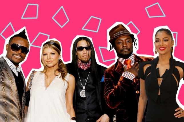 Nicole Scherzinger has been making music with Black Eyed Peas (Picture: Alamy)