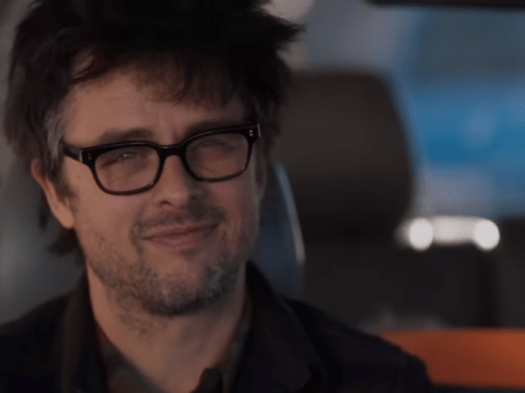 Green Day's Billie Joe Armstrong is starring in a romantic comedy