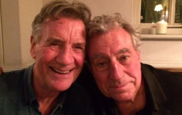 The pair have been friends for many years (Picture: Michael Palin/Facebook)