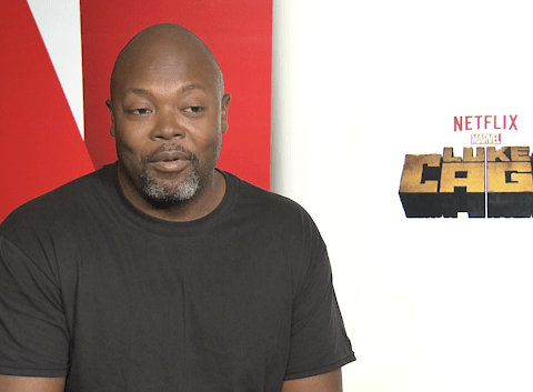 Netflix's Luke Cage show creator says: 'We are the best music show on television'