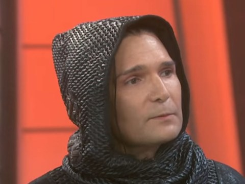 Corey Feldman baffled Today Show viewers with this seriously bizarre performance of his new song