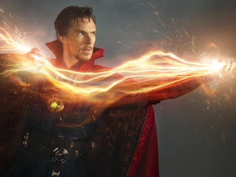Benedict Cumberbatch just let slip that Doctor Strange will be in Avengers: Infinity War