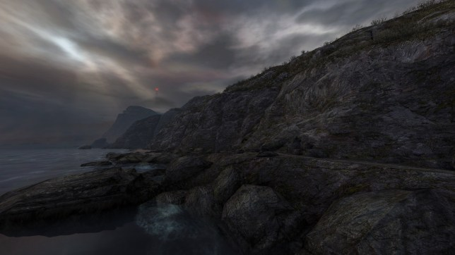 Dear Esther: Landmark Edition - nothing but story