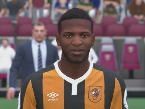 Hull City star annoyed at EA Sports over his rubbish face scan on FIFA 17