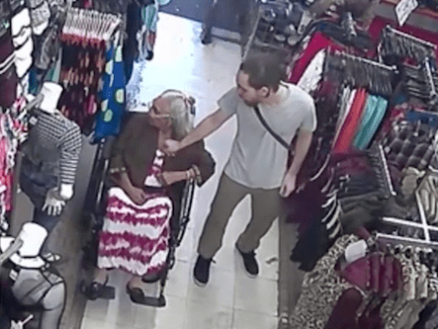 Thief robs 94-year-old woman in broad daylight