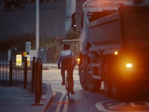 'Victim blaming' video that's got cyclists riled up