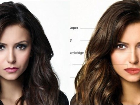 Plastic surgeon's 'most desirable face' is a Photoshopped picture of actress Nina Dobrev