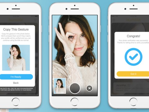 Bumble to launch verification service by requesting selfies