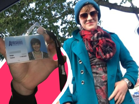 Boy manages to buy alcohol by dressing up as his mum and using her ID