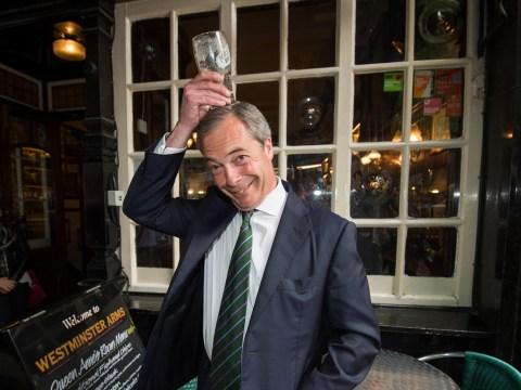 Nigel Farage calls David Cameron arrogant and 'not particularly hard working'