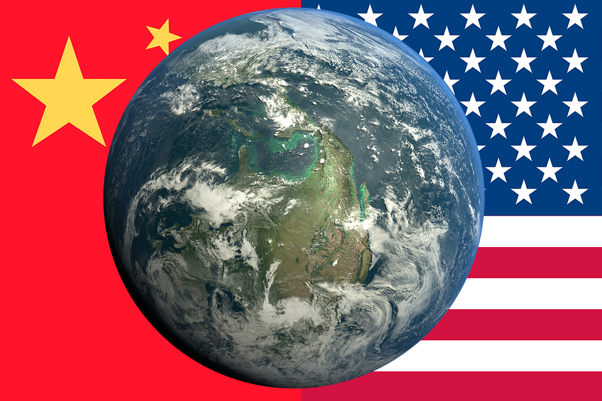 Climate change breakthrough as China and US sign up to global deal