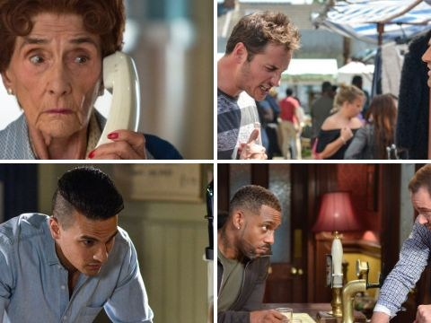 EastEnders attack, anger and discovery: 10 big spoilers coming up