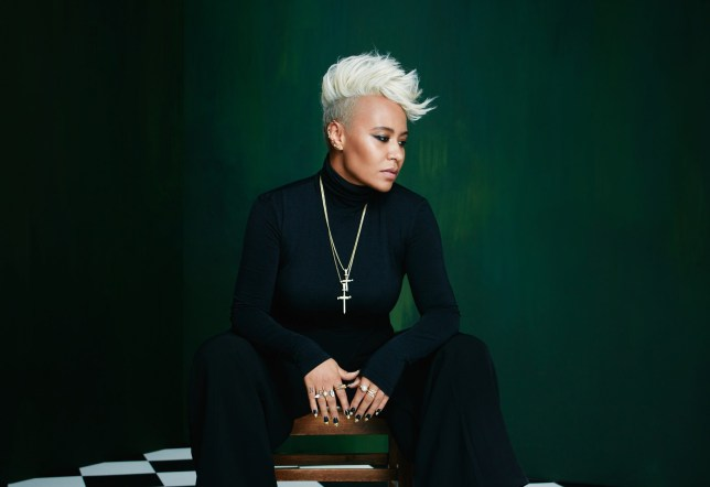 Emeli Sande returns with new single Hurts and new album Long Live The Angels (Picture: Universal)