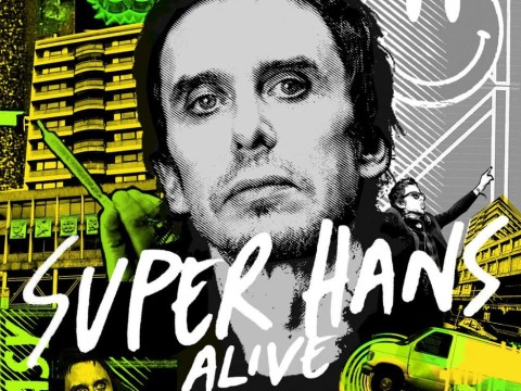 Super Hans… ALIVE! tour dates announced — making any Peep Show fan's week