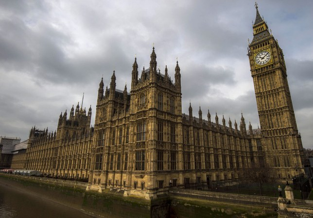 Its a dark day in British politics Picture: AFP/Getty Images)