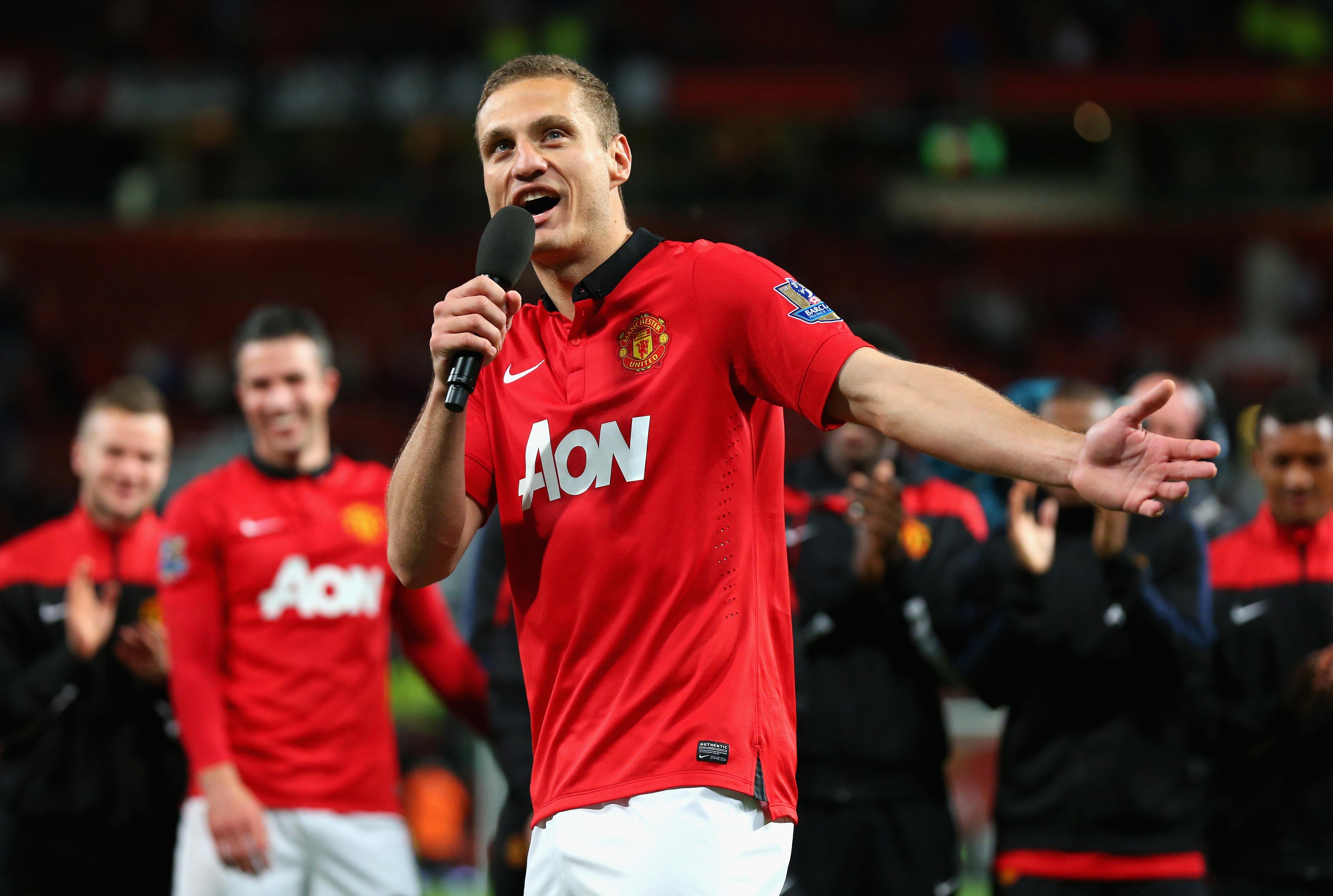 I was interested in Liverpool move, admits former Manchester United skipper Nemanja Vidic