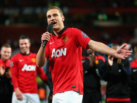 I was interested in Liverpool move, admits former Manchester United skipper Nemanja Vidic