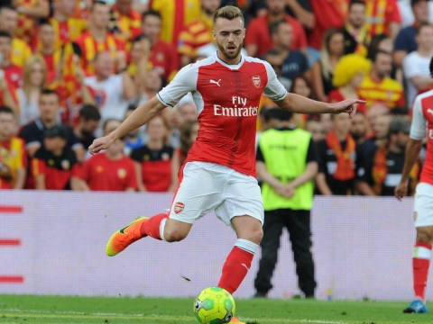 Arsenal loanee Calum Chambers ticks all the boxes, says Aitor Karanka