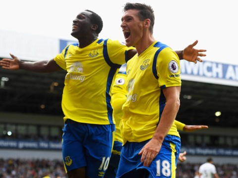 All standards went under Roberto Martinez at Everton, says Gareth Barry