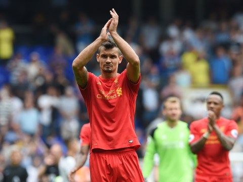 Liverpool's Dejan Lovren says it's too early for title talk