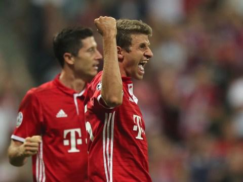 Bayern Munich overtake Manchester United to set new Champions League record