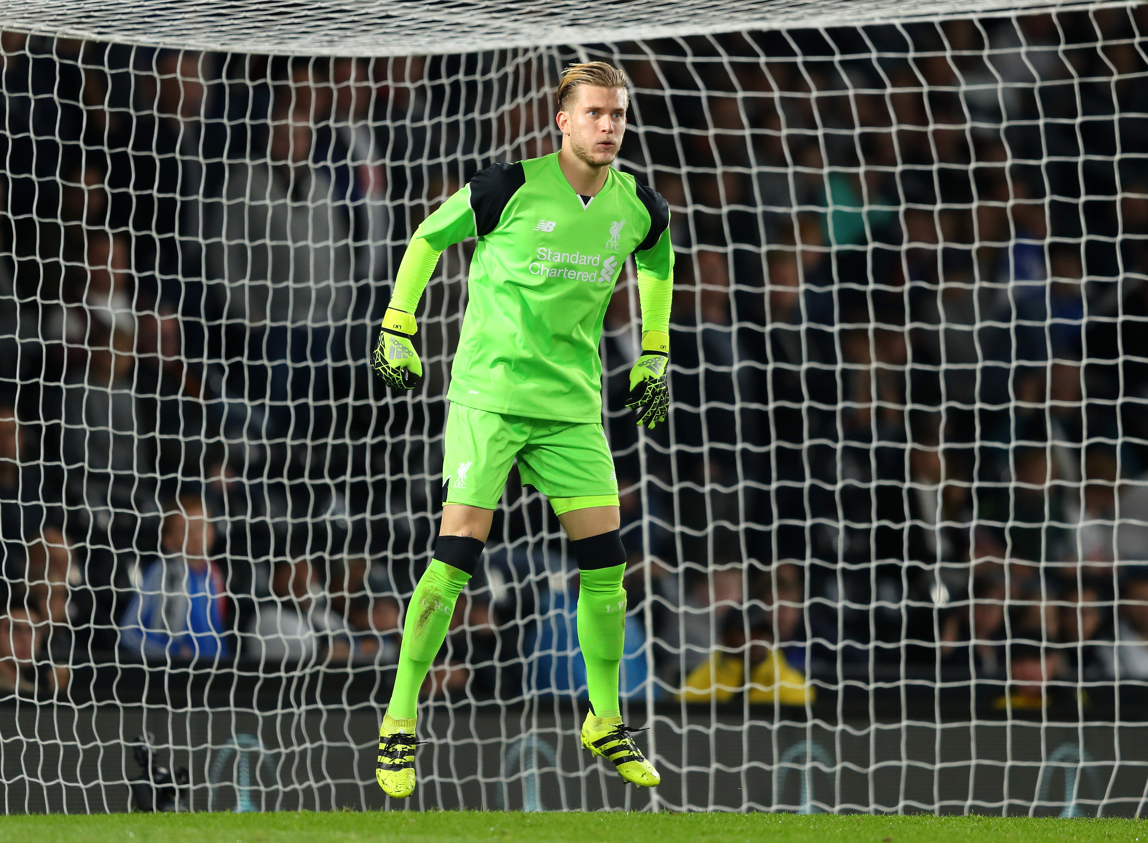 Jurgen Klopp confirms FIVE days in advance that Loris Karius will start over Simon Mignolet for Liverpool