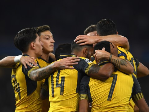 Arsenal 2-0 Basel Player Ratings: Theo Walcott stars as Gunners stroll to victory