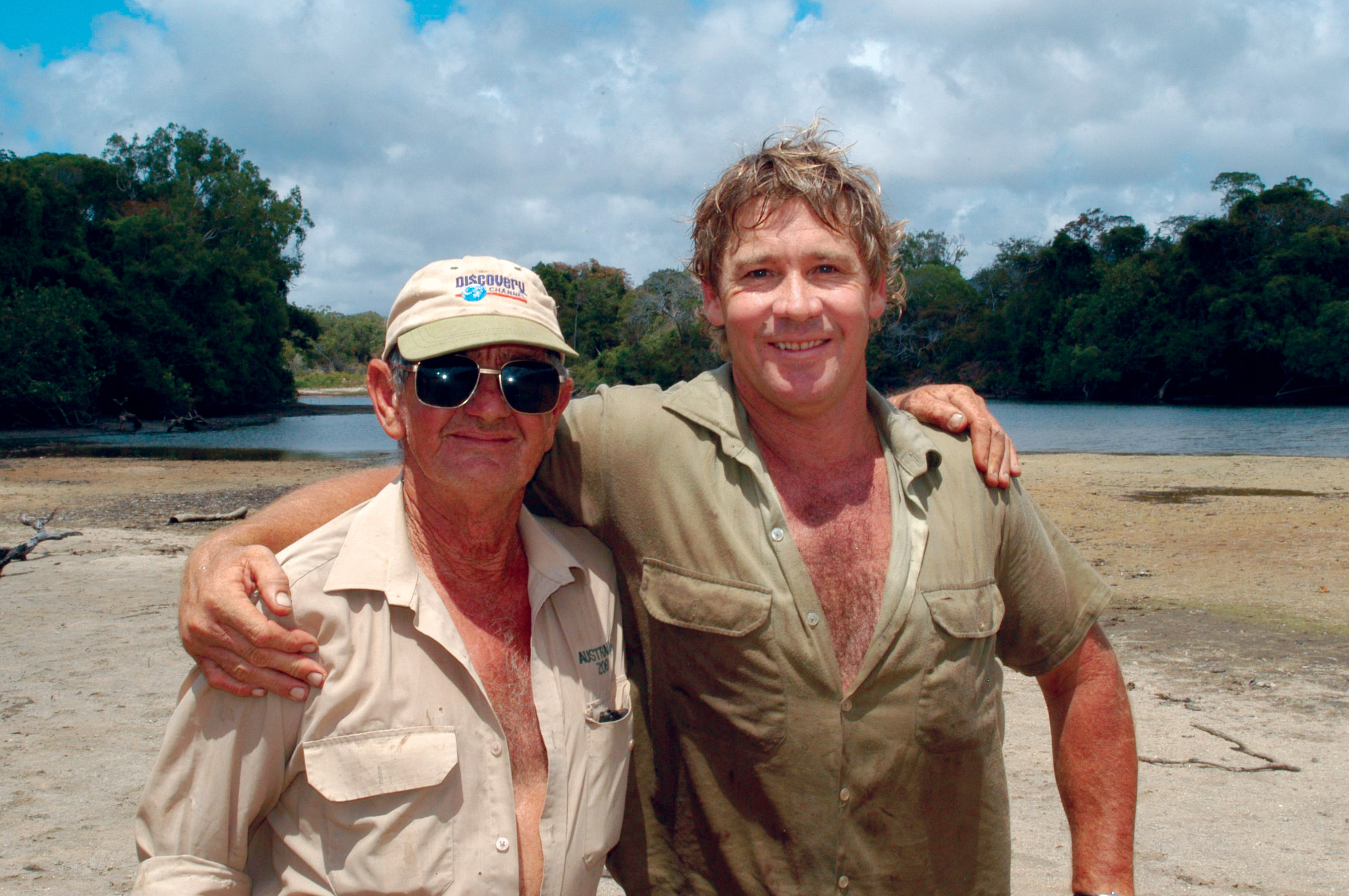 Read Steve Irwin's letter to his parents found years after his death