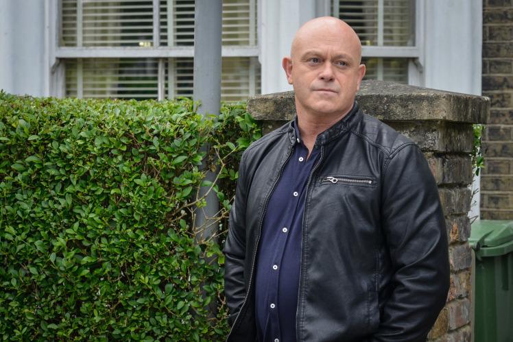 Ross Kemp would love EastEnders return as Grant Mitchell as he praises boss John Yorke