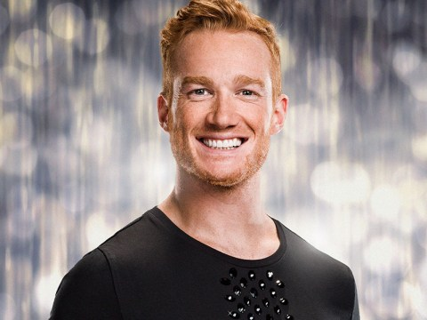 Strictly Come Dancing's Greg Rutherford 'restrained' after threatening to quit show