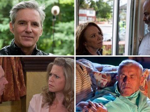 12 soap spoiler pictures: Emmerdale killer revenge, EastEnders exit, Hollyoaks gun shock, Coronation Street discovery