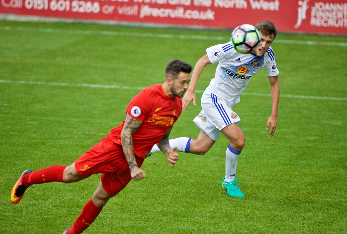 Danny Ings scores stunning diving header for Liverpool Under-23s