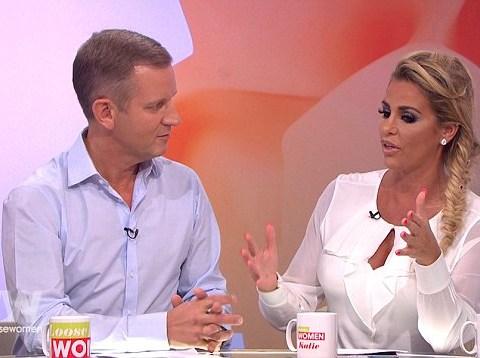 WATCH: Viewers blast Jeremy Kyle as 'condescending' towards Katie Price on Loose Women