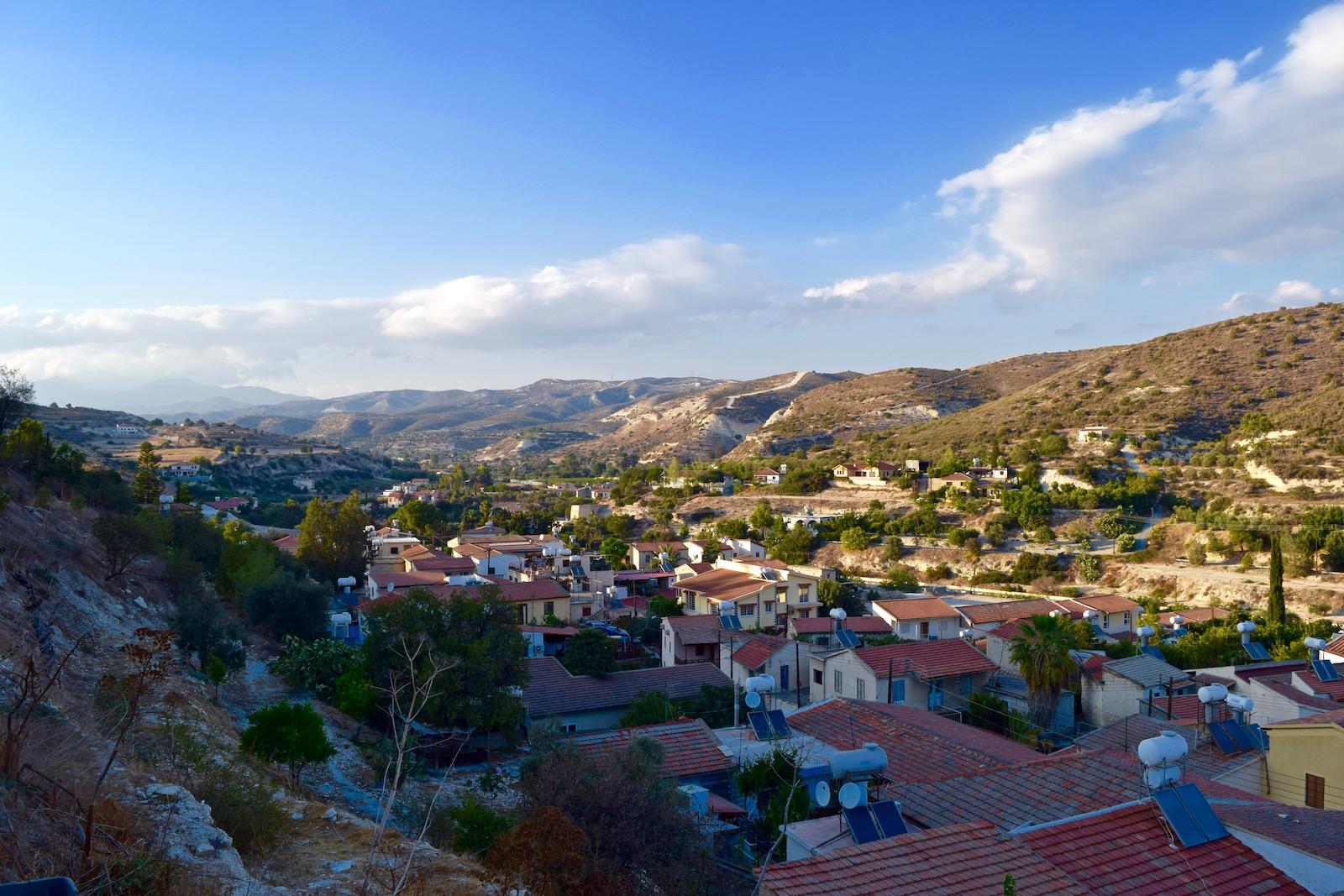 Kalavasos Village, Cyprus (picture: @wanderlustchloe)