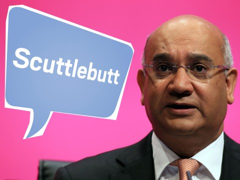 Why has Keith Vaz's lawyer been talking about 'scuttlebutt'?