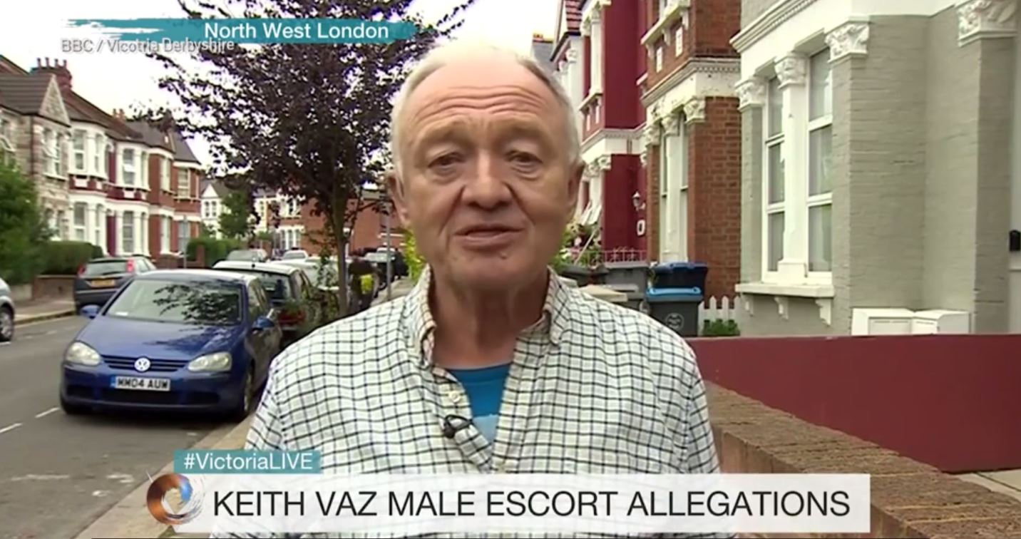 Ken Livingstone defends Keith Vaz by talking about Hitler again