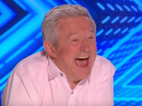 Louis Walsh is being a bit smug about returning to The X Factor again – and having a pop at Rita Ora