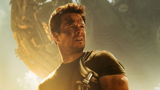 Mark Wahlberg in Transformer: Afe Of Exctinction (Picture: Paramount)