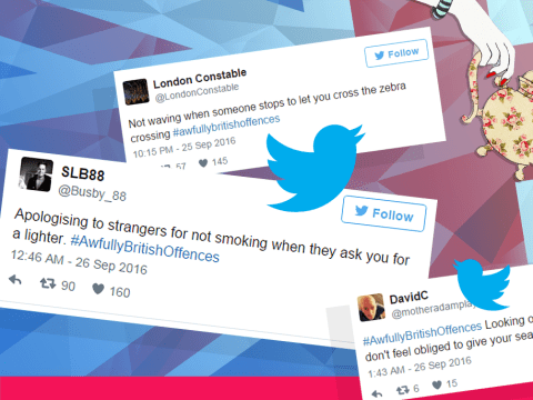People are describing what it means to be British with hilarious hashtag
