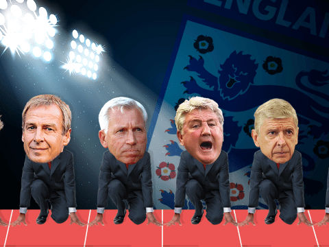 Who could replace Big Sam? Alan Pardew and Arsene Wenger in the reckoning