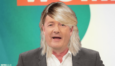 WATCH: Piers Morgan impersonates Taylor Swift as he mocks Tom Hiddleston at the Emmys