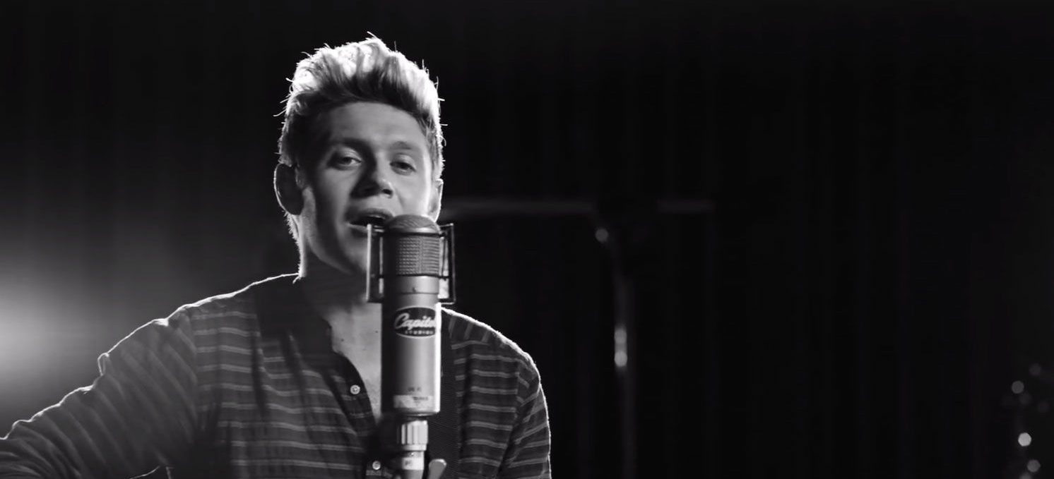 The One Direction lads had the sweetest words for Niall Horan after he dropped his debut single
