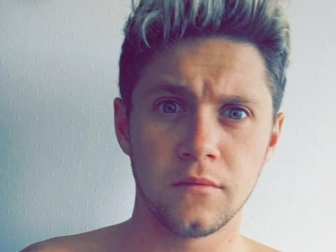 Niall Horan worries fans with hospital bed selfie days after announcing solo music deal