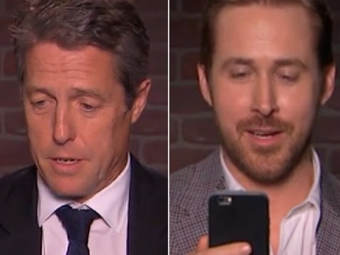WATCH: Ryan Gosling explains why he may be secretly farting during brand new edition Mean Tweets