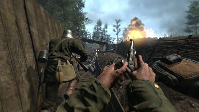Verdun (PS4) - Battlefield 1 it is not
