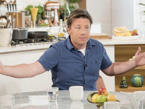 Theresa May is ghosting Jamie Oliver and he's not happy